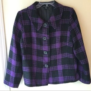 BRIGGS NEW YORK JACKET 12P Tailored Look EUC
